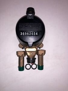 Neptune 5 8x1 2 T 10 Direct Read Water Meter Nsf61 With Couplings