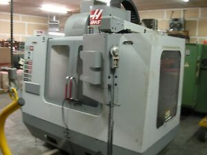 2005 Haas Vf 2ss Vertical Mill
