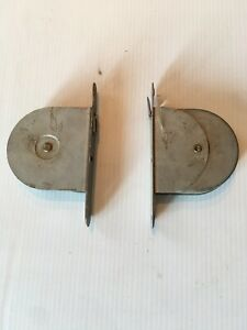 Nos 1955 1958 Chevrolet Chevy Cameo Tailgate Recoilers Pickup Truck New Pair