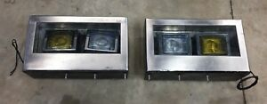 Hella De Fog Lamps Yellow And White 2 Pair