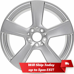 New 18 18x8 5 Front Replacement Alloy Wheel Rim For Mercedes Benz E350 E550