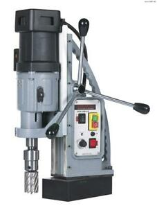 Toolots 4 Magnetic Drill Press With Swivel Base 110v