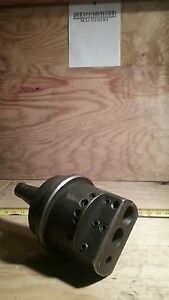 Davis Vertical Mill Indexable Boring Head 5 Inch Horizontal Milling Attachment
