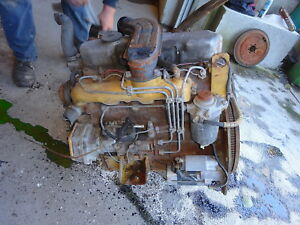 Mitsubishi S4e Diesel Engine Runner S4s Cat Caterpillar Forklift