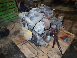 Perkins T3 152 4 Turbo Diesel Engine Rare Runs Mint 3 152t Massey Tractor