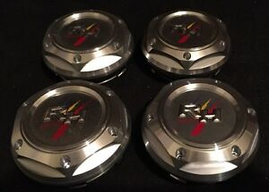 Racing Hart Evo Cp8 cp10 Wheel Center Cap Made In Japan Set Of 4 Pcs
