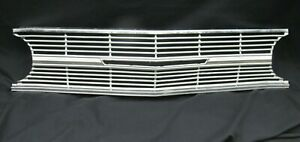 1965 Chevy Chevelle Malibu El Camino Oem Front Center Grill Section Trim