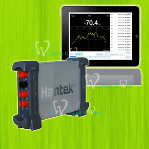 Hantek Digital Usb Data Logger Voltage Current Recorder Bluetooth Fit Ipad Ce