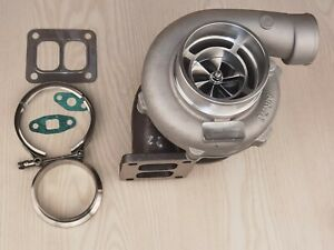 Turbo Universal Fitment Gt45r Gt35 T66 A r 70 A r Cold 1 00 Hot T4 Turbocharger