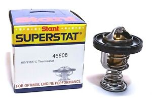 Engine Coolant Thermostat Superstat 185f Better Than Oem Premium Stant 46808
