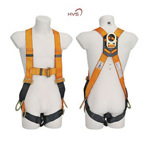 Full Body Harness Fall Protection Adjustable