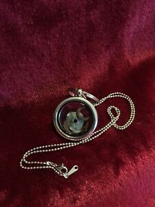 Ancient Roman Scale Armor European Chain Mail Artifact Keychain Necklace