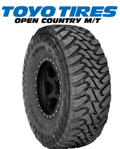 New Toyo Open Country Mt M t Lt33x12 50r20 119q 12ply 33125020 33 12 50 20