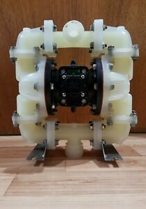 Sandpiper Air Operated Diaphragm Pump 3 4 Inlet outlet Model s07b1p2ppns000