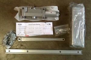 Lcn 4111 Smoothee Rh Track Door Closer Aluminum Finish New Q 10