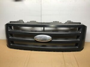 2007 2015 Ford Expedition Grill Grille With Emblem Oem Plastic Grill 07 14