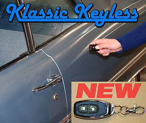 1970 72 Gm A And G Body 2 Dr Power Door Locks Keyless Entry Kit New Remotes