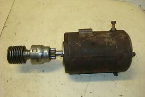 1950 Ford 8n Tractor Starter