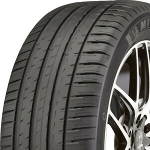 2 New 255 55r20xl Michelin Pilot Sport 4 Suv 255 55 20 Tires