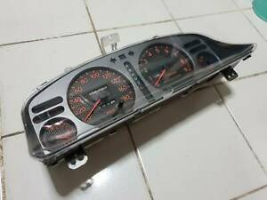 Toyota Corolla Ae110 Ae111 Ae112 Orange Dial Cluster With 9rpm A t Oem Jdm Used