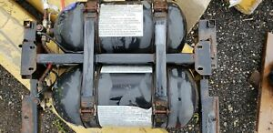 Used Cng Twin Tank With Bracket Type 1 3600 Psi Compressed Natural Gas Exp 2026