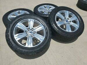 20 Ford F 150 Expedition Rims Wheels Tires 10004 Oem 2016 2017 2018 2019 2020