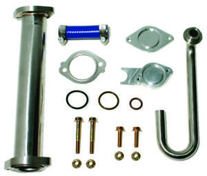 Flo Pro Cooler Valve Race Kit W Up Pipe 03 07 Ford 6 0l Egr60