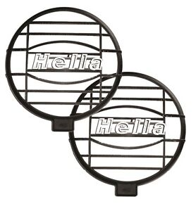 Hella 165530801 500 500ff Series Protective Grille Cover 2 Piece Brand New