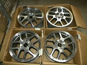 Set Of 4 2007 Shelby Gt 350 Mustang Wheels Pickup Only