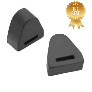 2pcs Tailgate Latch Rubber Stop Bumpers For Chevy Silverado Gmc Sierra 2500 3500