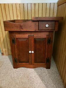 Small Vintage Dry Sink