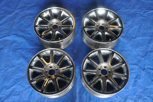 2005 Chrysler 300c 5 7l 8 Wheels Rims Set 4 18x7 1 2 J 24 Oem
