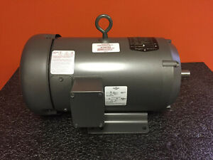 Baldor Cd6215 1 5 Hp 1750 Rpm 0 875 Shaft Diameter Dc Motor New In Box