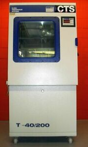 Clima Temperatur Systeme Cts T 40 200 Temperature Test Chamber New Unused