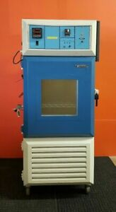 Tenney T10s 1 5 40 To 200 c 10 Cu Ft Temperature Test Chamber Recorder