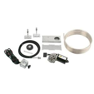 Spw Wwkxlwd 2i Dual Wiper Kit Universal Street Hot Rods 144 Inch Cable Drive