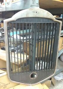 1930 31 Packard Grille Shell And Grille