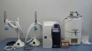 Millipore Milli q Integral 15 Water Purification System W Dispensers