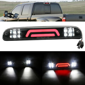 Led Third 3rd Brake Light For 1999 16 Ford F250 F350 Super Duty Cargo 3d Us Ship