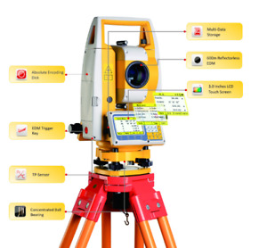 New South Total Station 600m Reflectorless Total Station N3