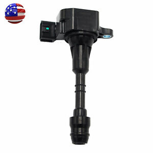 Genuine Ignition Coil For Nissan Frontier Pathfinder Nv1500 Xterra 22448 8j115