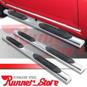 For 2019 2020 Dodge Ram 1500 Crew Cab 4 Side Step Running Boards Nerf Bar S s A