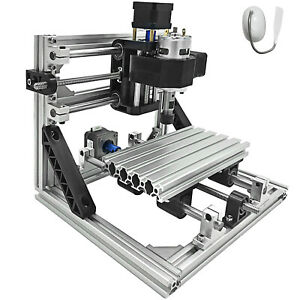 3 Axis Cnc Router Kit 1610 Engraver Milling Diy 2020 Aluminium Profiles Us
