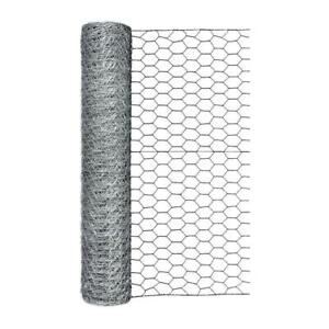 6 rolls 48 inch X 25 Ft 1 inch Hexagonal Mesh 20 gauge Steel Wire Chicken Fence