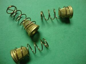 1974 Jaguar Xke Mk 2 10 420 Su Carb Filters Springs