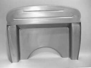 Direct Sheet Metal 3 Recess Firewall 1930 31 Ford Model A Coupe Roadster Fd155