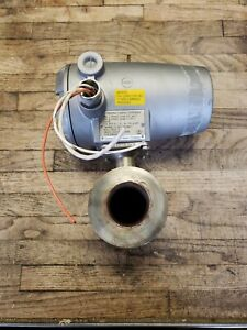 Cadillac Magnetic Flow Meter Cmag d ii w 300 h a s fm
