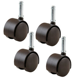 Wholesale X100 Rubbermaid Office Chair Caster Wheels 4 Pack 1 5 M13b0300
