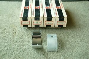 Wisconsin Engines Ha135 s10 Shell Bearings four