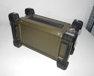 Metal Aluminium Hermetic Housing Box Siemens Electronic Box Military Quality